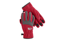The North Face Boy's Denali Glove tnf red
